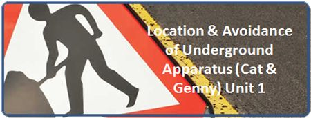 Location & Avoidance of Underground Apparatus (Cat & Genny) Unit 1