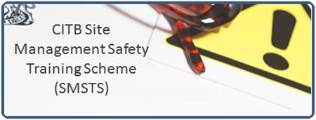 CITB Site Management Safety Training Scheme (SMSTS)
