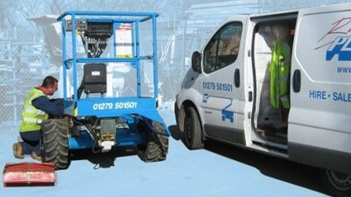 Why you should have your cherry pickers and access platforms serviced regularly