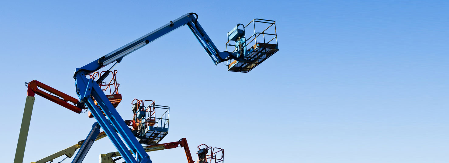 Five safety tips for access equipment
