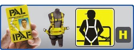 IPAF Safety Harnesses Training