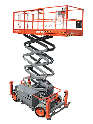 S32DX Scissor Lift
